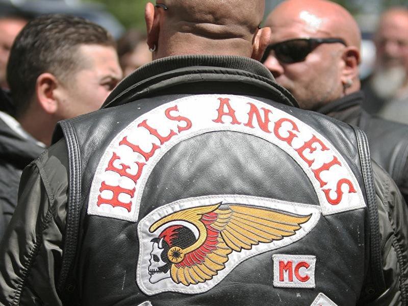 Hells Angel Berlin