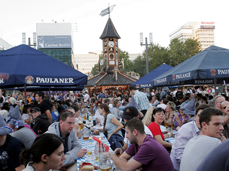 Oktoberfest at Alexanderplatz