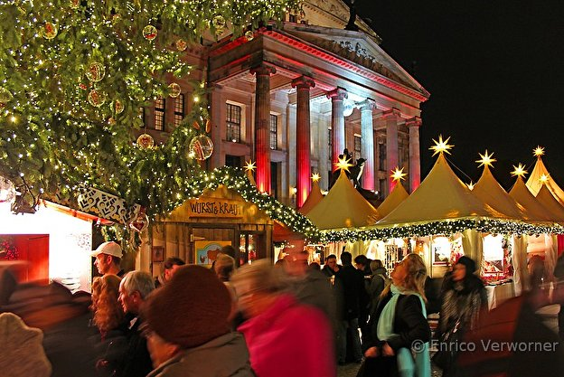 Christmas Markets In Germany 2019.Christmas Market At Gendarmenmarkt Berlin De