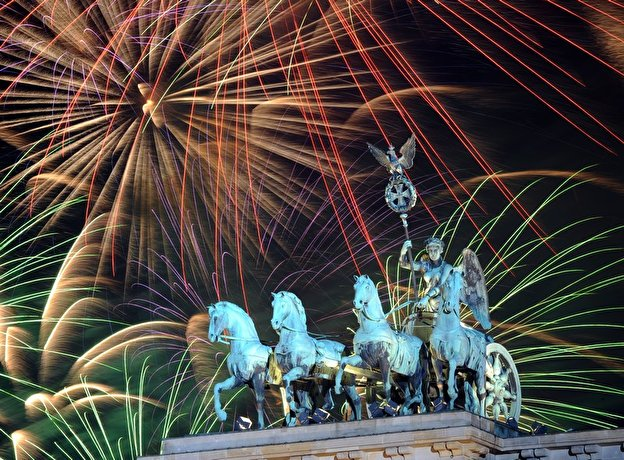 New Year's Eve Party at Brandenburg Gate – Berlin de