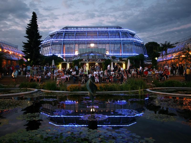 Botanical Night at Botanical Garden