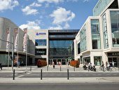 Shopping Mall Boulevard Berlin