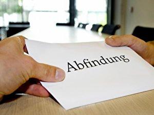 Abfindung Vor Der Rente Kostenfallen Berücksichtigen Berlinde