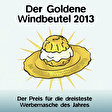Foodwatch-Kampagne: Goldener Windbeutel 2013