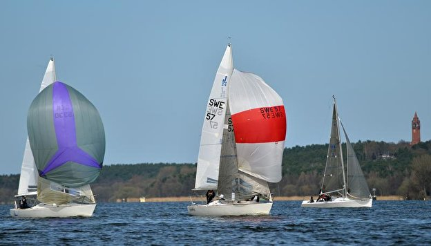 Start der Segelsaison an der Havel
