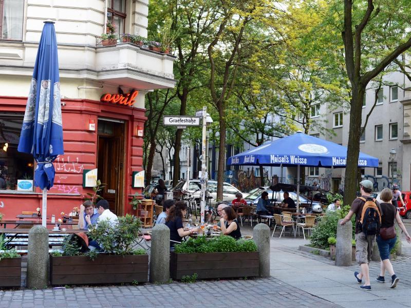 Kiez In Berlin