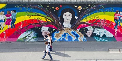 Berliner East Side Gallery
