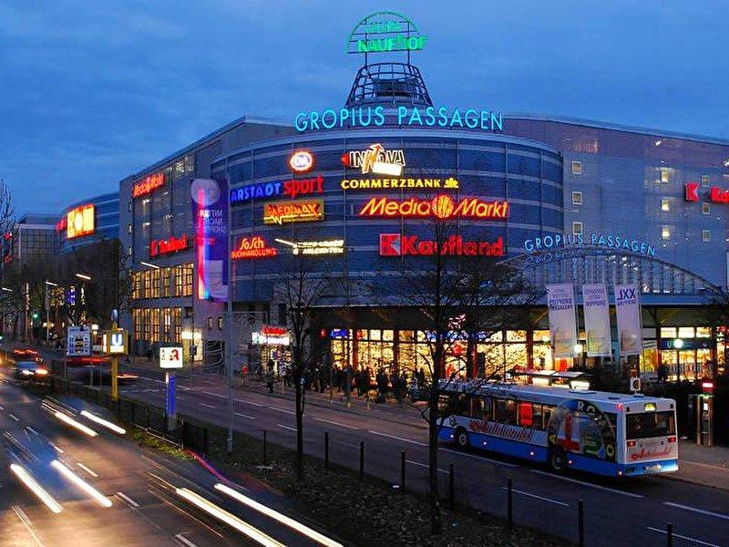 Gropius Passagen Berlin