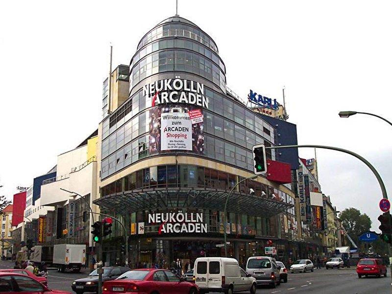 arcaden berlin