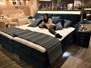 boxspringbetten im test beliebt teuer mangelhaft. Black Bedroom Furniture Sets. Home Design Ideas