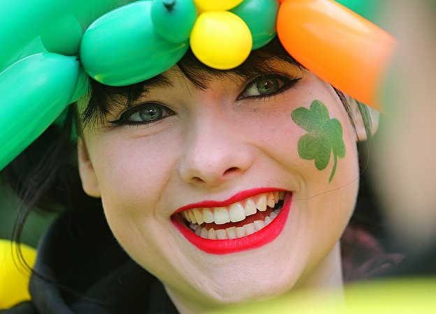 St. Patrick's Day Parade 2014 in Berlin
