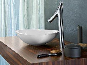 badezimmer neue luxus armaturen setzen trends. Black Bedroom Furniture Sets. Home Design Ideas