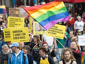 CSD Parade in Berlin