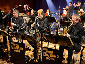 Jazzfest Berlin: WDR Big Band