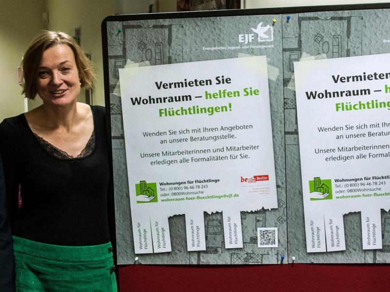 Private Mietwohnungen Für Flüchtlinge Gesucht Berlinde