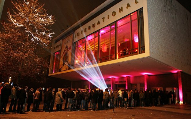 Silvester im Kino International