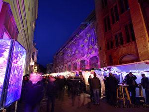 Eco Christmas Market at Sophienstraße