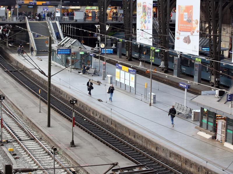 Ersatzplan Bahn