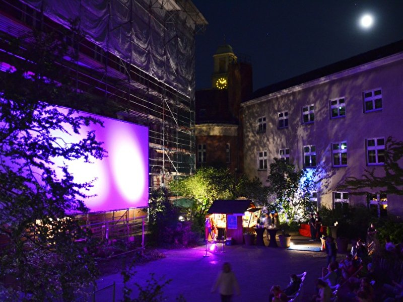 Open Air Kino Marburg Programm
