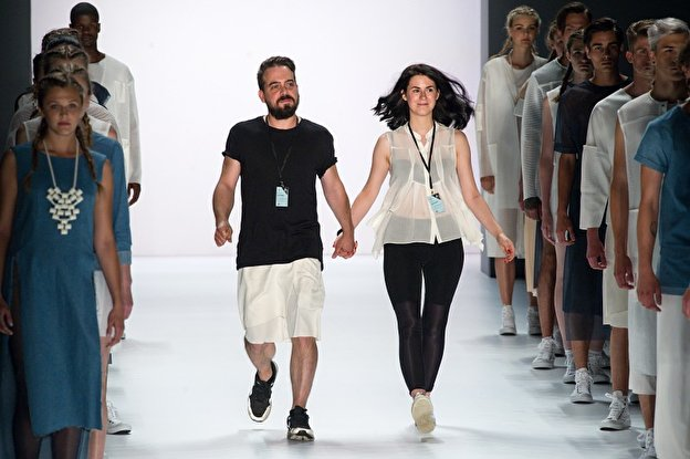 Vektor Berlin Fashion Week Juli 2015 Berlinde