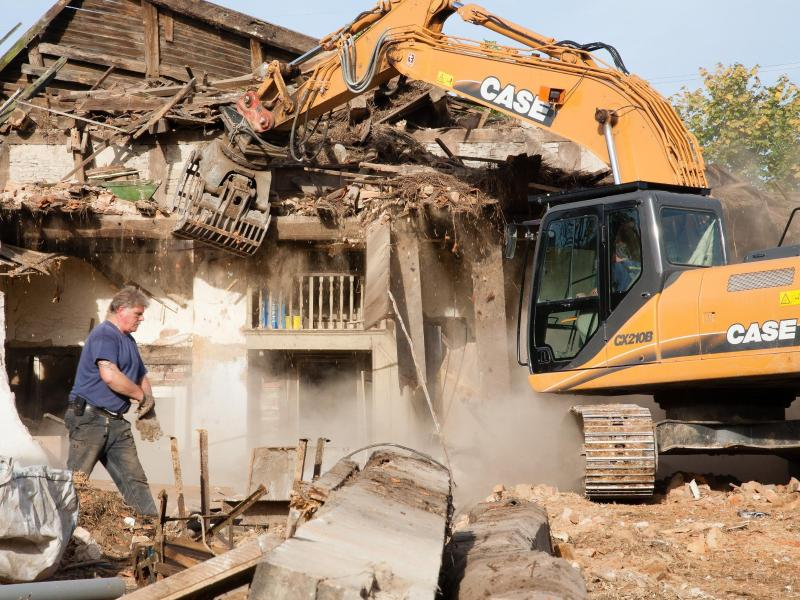 Haus sanieren oder neu bauen wann sich der abriss lohnt - Kastenfenster sanieren berlin ...