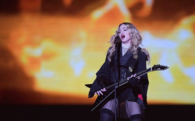 Madonna: «Rebel Heart»-Tour