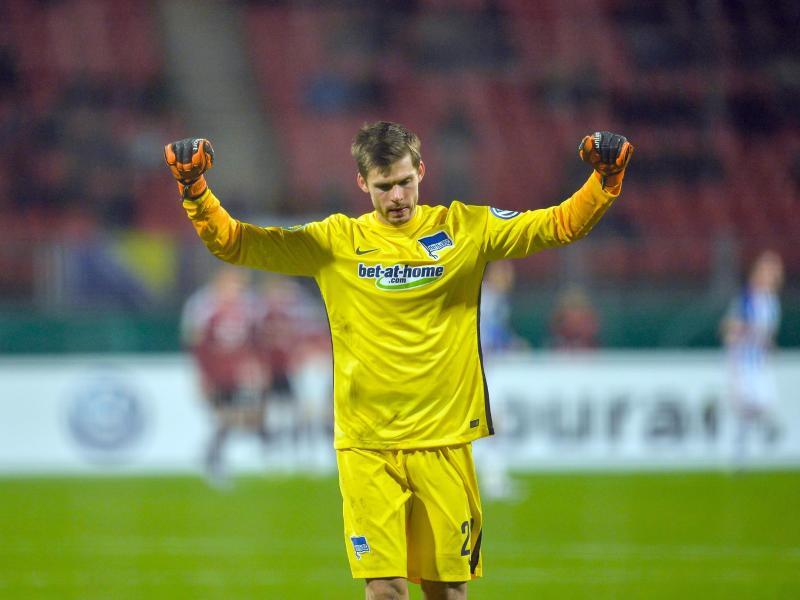 Torhüter Hertha Bsc