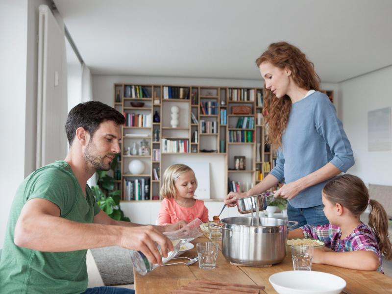 Harmonie am Familientisch: Die besten Rezepte gegen Streit