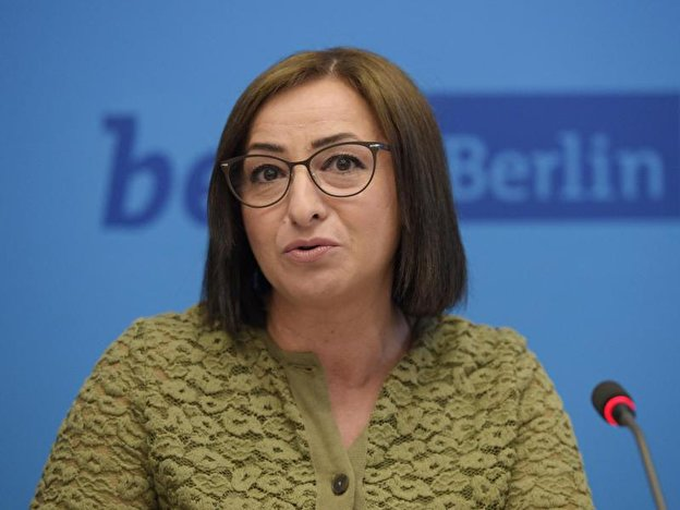Berlins Integrationssenatorin Dilek Kolat (SPD)