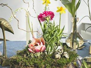 Blumendeko Fur Die Hochzeit Die Richtigen Blumen Und Farben