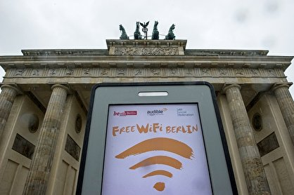 WiFi in Berlin