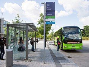 coach stop central bus station berlin zob. Black Bedroom Furniture Sets. Home Design Ideas