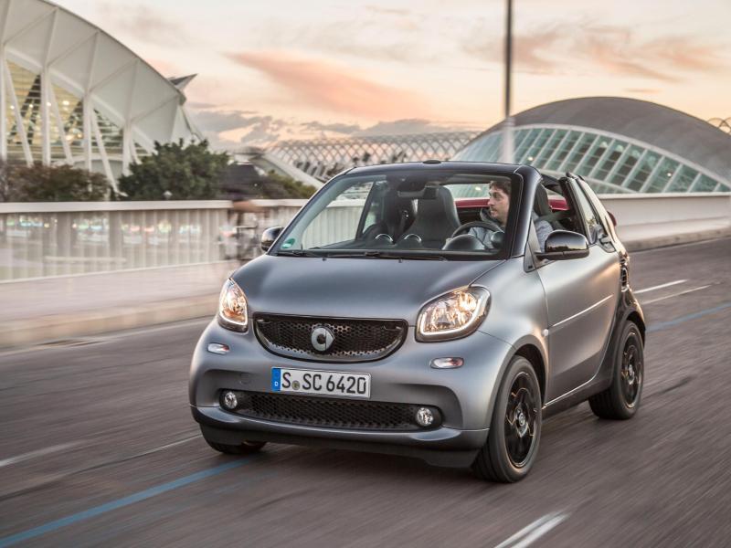 Urbane Micro Mobile Kleine Autos Für Große Städte Berlinde
