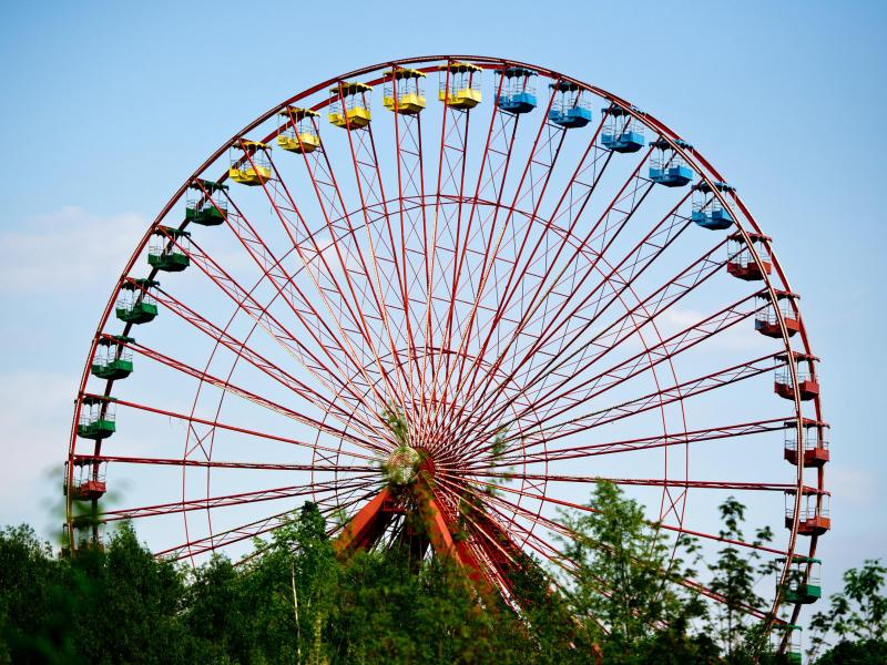Spreepark can be visited again on guided tours