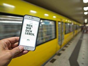 U Bahn Berlinde