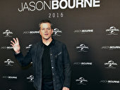 Matt Damon: Jason Bourne