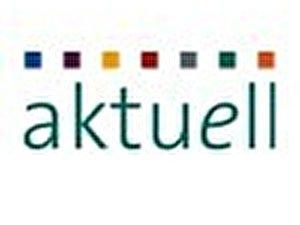 """Zeitschrift """"aktuell"""""""
