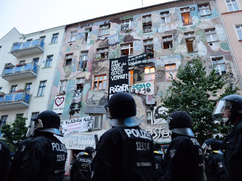 Großrazzia Berlin