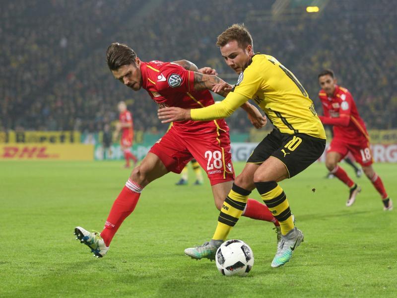 Dfb Pokal Dortmund Hertha