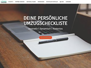 Onlinedienst Moving Checker