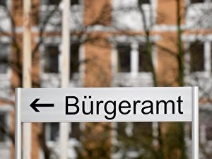 Bürgeramt in Berlin
