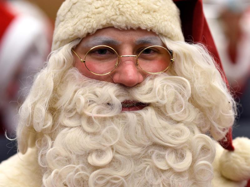 Weihnachtsmann Buchen Berlin Studentenwerk