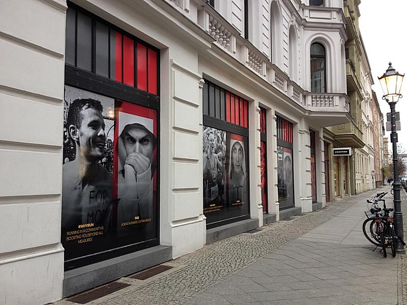 Adidas Runners Store – Berlin.de