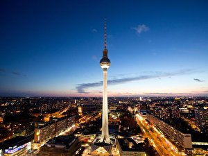 TV Tower at Alexanderplatz