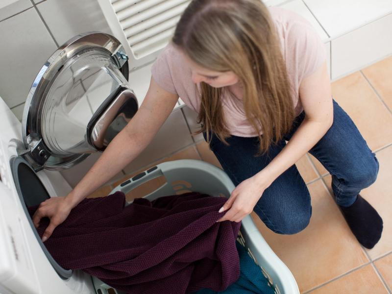 Wäsche Stinkt Nach Waschgang