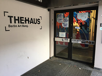 The Haus Berlin Art Bang