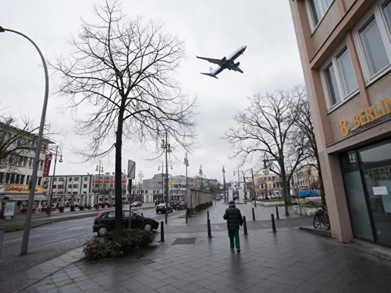 Flughafen Tegel Volksbegehren