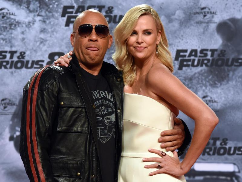 Premiere Fast And Furious 8
