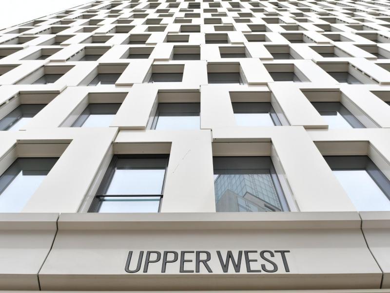 upper west neues hochhaus f r berlin er ffnet. Black Bedroom Furniture Sets. Home Design Ideas