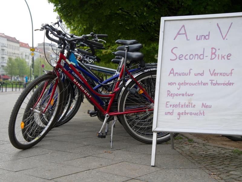 Fahrrad Gebraucht Verkaufen